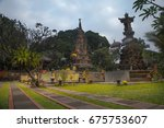 Small photo of Pura Aditya Jaya is a hindu temple located in Jakarta, Indonesia