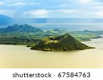 Taal Volcano  The Smallest...