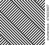 geometric striped diagonal... | Shutterstock . vector #676023607