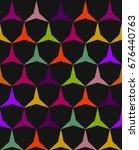 vector  abstract background...   Shutterstock .eps vector #676440763