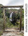 Small photo of Cachoeira Serra Morena in Serra do Cipo, MG, Brazil