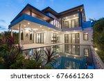 Modern Luxury Villa With...