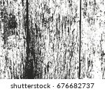 Distressed Overlay Wooden...