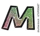 sparkling ink stamped grunge... | Shutterstock . vector #676900687