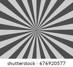 circular light scattered behind | Shutterstock .eps vector #676920577
