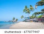 phu quoc island  vietnam   ... | Shutterstock . vector #677077447