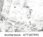distressed overlay texture of... | Shutterstock .eps vector #677187493