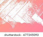 colorful rustic background with ... | Shutterstock .eps vector #677245093