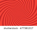 vector illustration for swirl... | Shutterstock .eps vector #677381317