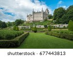 sutherland  uk   july 2017  the ... | Shutterstock . vector #677443813
