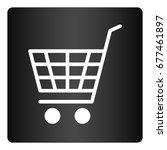 ecommerce icon  shopping cart ...   Shutterstock .eps vector #677461897