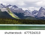 Small photo of Morraine Lake, Alberta, Canada