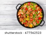 Delicious Stir Fried Meat File...