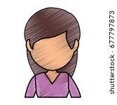 avatar woman icon    Shutterstock .eps vector #677797873