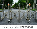 Traffic Barrier Stainless On...