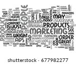 what is opgi text word cloud... | Shutterstock .eps vector #677982277