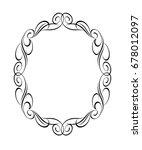 retro frames .vector...   Shutterstock .eps vector #678012097