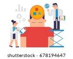 business consultant | Shutterstock .eps vector #678194647