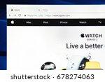 bangkok  thailand   july 16 ... | Shutterstock . vector #678274063
