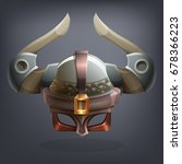 iron fantasy armor helmet for...