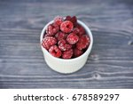 Frozen Berry Raspberry With...