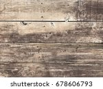 wood texture with natural wood... | Shutterstock . vector #678606793