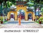 ho chi minh  vietnam   may 10 ... | Shutterstock . vector #678820117