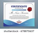 multipurpose modern... | Shutterstock .eps vector #678870637