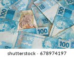 Brazilian Money  Reais  High...