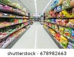 champasak  lao   feb 5  jiffy... | Shutterstock . vector #678982663