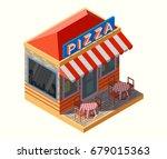 vector isometric illustration... | Shutterstock .eps vector #679015363