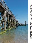 noirmoutier en ile  pays de la... | Shutterstock . vector #679049173