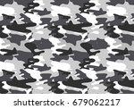 modern military camouflage... | Shutterstock .eps vector #679062217