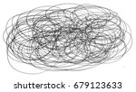 pen on paper texture | Shutterstock . vector #679123633