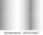 abstract halftone dotted... | Shutterstock .eps vector #679125367