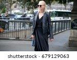 paris september 28  2016. top... | Shutterstock . vector #679129063