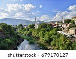 bosnia herzegovina   jun 26 ... | Shutterstock . vector #679170127