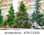 Artificial Christmas Trees Ion...