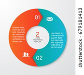 circle arrows for infographics. ...   Shutterstock .eps vector #679181413