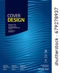 book cover  annual report... | Shutterstock .eps vector #679278937