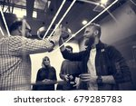 startup business people... | Shutterstock . vector #679285783