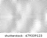 abstract halftone dotted... | Shutterstock .eps vector #679339123