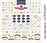 premium design elements. great... | Shutterstock .eps vector #679351057