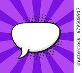 vector illustration. comic... | Shutterstock .eps vector #679508917