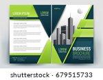 vector brochure layout  flyers... | Shutterstock .eps vector #679515733