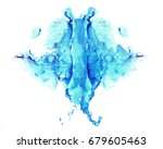 watercolor abstract spot....   Shutterstock . vector #679605463