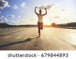 winner as style of life.... | Shutterstock . vector #679844893