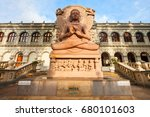 kandy  sri lanka   february 19  ... | Shutterstock . vector #680101603