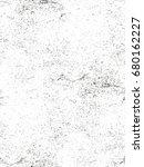 distressed overlay texture of... | Shutterstock .eps vector #680162227