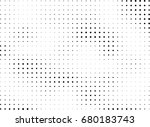 abstract halftone dotted... | Shutterstock .eps vector #680183743